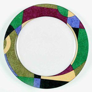 Studio Nova Impulse Dinner Plate Set of 4